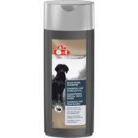 8in1 Black Pearl Shampoo шампунь Черный жемчуг для собак темных окрасов, 250мл