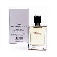 Мужская парфюмированная вода Hermes Terre d'Hermes 100ml(tester)