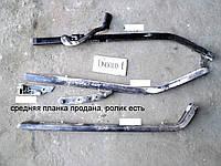 Ролик двери и направляющая планка для Fiat Doblo 2006 г.в.