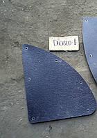 Карта, обшивка задней малой двери Fiat Doblo 2006