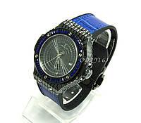 Наручные часы женские механические Hublot Big Bang Black Caviar