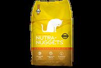 Nutra Nuggets Cat Maintenance (Нутра Наггетс) корм для кошек с пониженной активностью 18.14 кг
