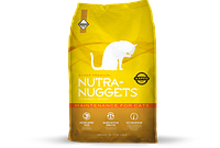 Nutra Nuggets Cat Maintenance (Нутра Наггетс) корм для кошек с пониженной активностью 10 кг