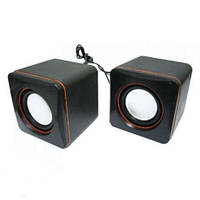 Колонки G101 USB 2.0 R19 Портативная акустика для ПК, ноутбука Колонки R-19 R19
