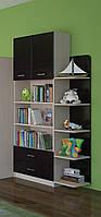 Детская Макс Книжный шкаф  с углом