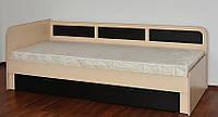 Детская Макс Кровать 1-но спальная с шухлядами без матраца