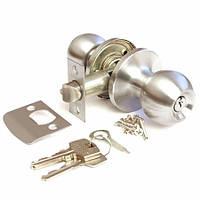 Ручка-защелка Апекс 6072-01S (ключ)