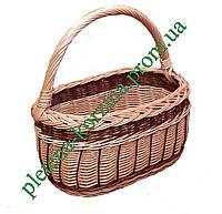 Корзины плетеные из лозы Арт.002