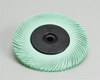 Радиальные щетки и круги Scotch-Brite™ BB-ZB, 1 микрон., ø150Х12мм, тип C