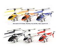 ХИТ ПРОДАЖ! Лучший вариант! Радиоуправляемый вертолет King Model 33008 в подарочном кейсе.