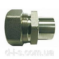 Муфта труба-стальной бочонок для сварки 15 мм KOFULSO