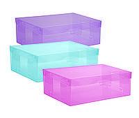 Набор цветных коробов из 3 шт. BOX-03-С1