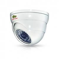 IPD-5SP-IR POE Partizan купольная IP- видеокамера с фиксированным фокусом