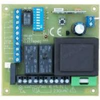 Приемник-контроллер для автоматических сдвижных ворот с однофазным электроприводом на ~220 В Elmes STP
