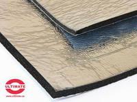 "Шумоизоляция ""Ultimate Soft металлизированный"" 6 мм лист (0,5 м x 0,75 м)"