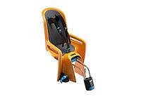 Детское велосипедное кресло Thule RideAlong - цвет оранжевый
