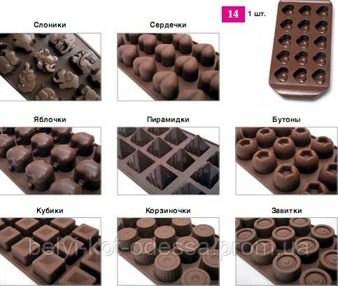 Как сделать форму для конфет