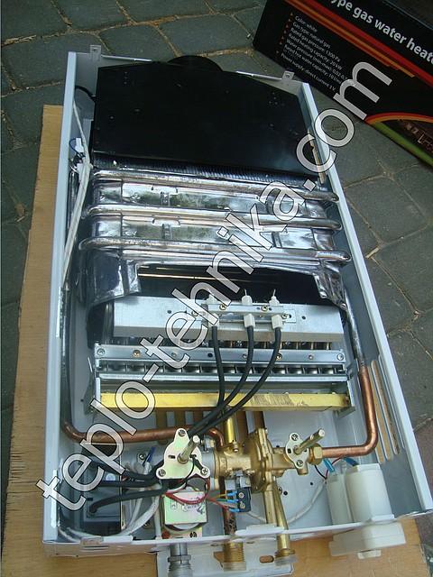 Теплообменник для львовской газовой колонки цена теплообменник пластинчатый ткт