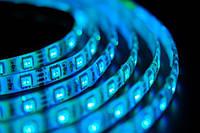 Светодиодная лента SMD 5050 (60 LED/m) RGB IP54 Premium