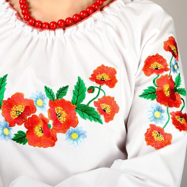Блузка Вышиванка Купить Казань