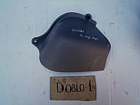Пластик накладка салон правая Fiat Doblo 2006, 735325024