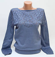 Женская кофта, джемпер, пуловер р.44-46-48