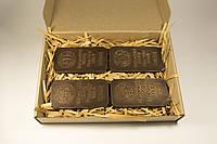 """Шоколадный набор """"Финансовое благополучие -2"""". Оригинальные подарки из шоколада."""