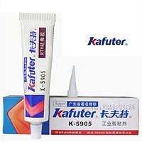 Бесцветный клей-герметик многоцелевого назначения KAFUTER 5905