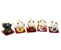 Кошки Манэки-нэко набор 5 шт.