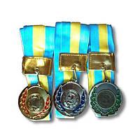 Медали 1, 2, 3 места