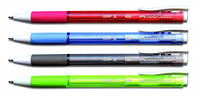 Ручка GRIP X шарик автомат синяя 0.5мм
