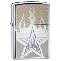 Зажигалка Zippo Fire Star 21191