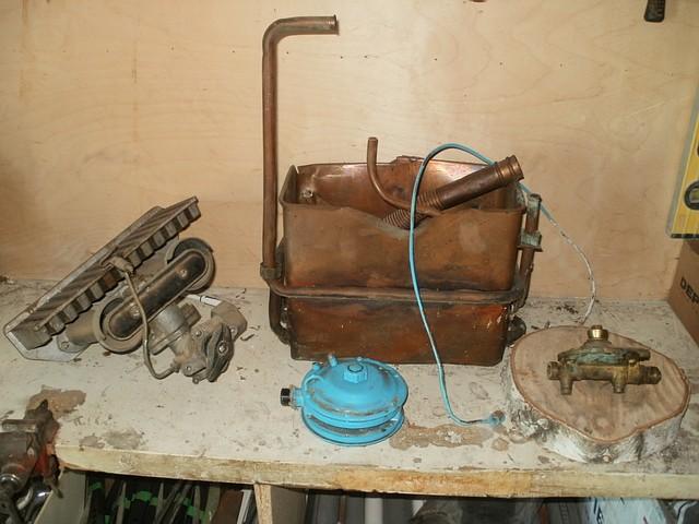 Теплообменник для газовой колонки в харькове теплообменник на ивеко f1a
