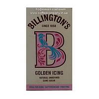 Сахар тростниковый нерафинированный Billington's Golden Icing 500г