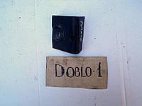 Пластик, накладка средней стойки салона Fiat Doblo 2006 , 51707925