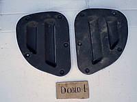 Обшивка,карта в груз отсек Fiat Doblo 2006, 735423021,735423020