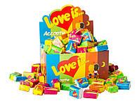 Жвачки Love Is ассорти. Оригинал Турция