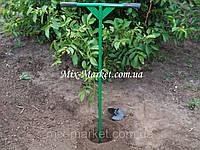 Садовый бур ручной со съемными фрезами 150 и 200 мм
