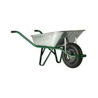 Тачка садово-строительная Limex 100 л