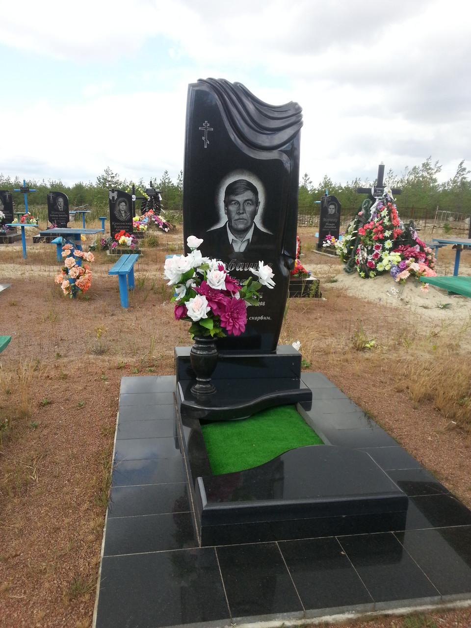 Памятники на могилу иваново надгробие семейства фульд 1912.мрамор, гранит.москва, введенское кладбище