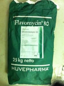 флавомицин-80 инструкция