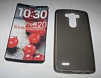 Чехол силиконовый LG G3 (D850) (855) grey