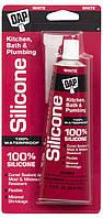 Санитарный 100% силиконовый герметик для кухни и ванной   82.6ml тюбик