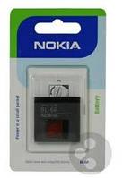 Аккумуляторная батарея Nokia BL-6Р (оригинал). Аксессуары для мобильных телефонов.АКБ.