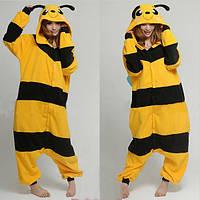 Пижама кигуруми пчела kigurumi