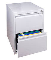 Шкаф файловый ШФ-2А, офисный металличекий шкаф для файлов формата А4, шкаф в бухгалтерию, архив, канцелярию