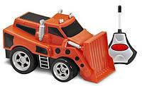 Машинка - бульдозер радиоуправляемая Kid Galaxy Soft Radio Control Bulldozer
