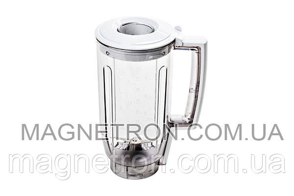 Чаша блендера 1250ml MUZ5MX1 для кухонных комбайнов Bosch 703198, фото 2
