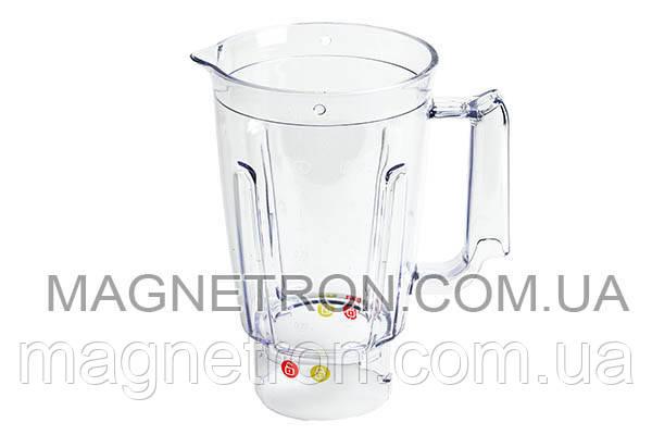 Чаша блендера Moulinex 1500мл MS-650006, фото 2