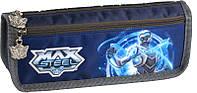 Пенал 2 отделения Max Steel (Макс Стил) Kite